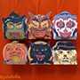 Creeps Candy Container Gift Box Lanterns for Halloween